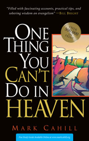 One Thing You Can't Do In Heaven cover